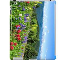 Mountain Wildflowers for iPad iPad Case/Skin