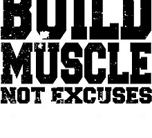 Build Muscle by Look Human