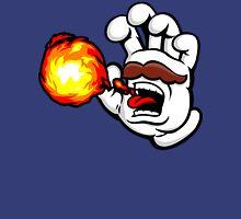 Mushroom Kingdom Plumbing Hand Unisex T-Shirt