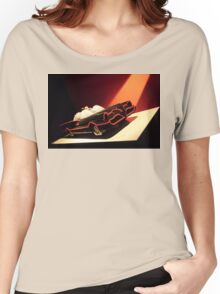 60s Lego Batmobile Women's Relaxed Fit T-Shirt