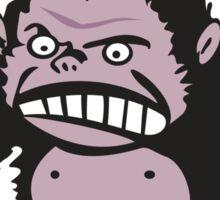 Angry Gorilla Sticker