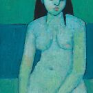 Angelina Nude by Bridgeman Art Library
