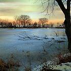 Winter's Eve © by Dawn Becker