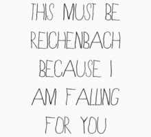 This Must Be Reichenbach... by rexannakay