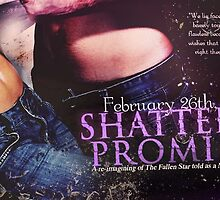 Shattered Promises Release Banner by Regina Wamba