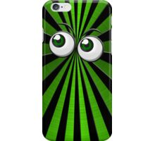 Green-Eyed Monster (iPhone case) iPhone Case/Skin