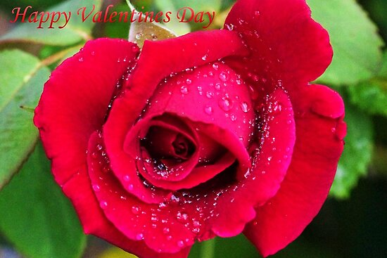 Happy Valentines by James Brotherton