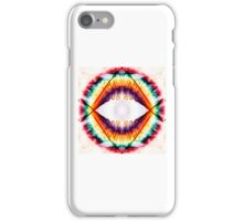 Smoke gets in your eyes iPhone Case/Skin