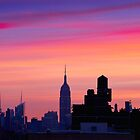 New York Sunrise by dunxs