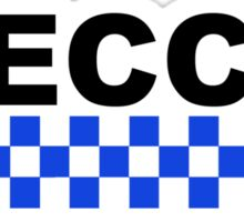SECCA (security) Sticker