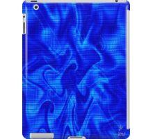 BLUE MONDAY iPad Case/Skin