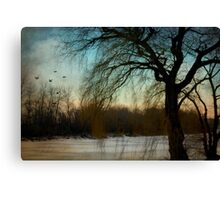 Nature's season © Canvas Print