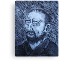 vincent from memory  Canvas Print
