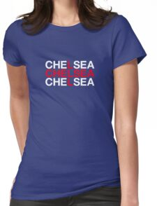 CHELSEA Womens Fitted T-Shirt