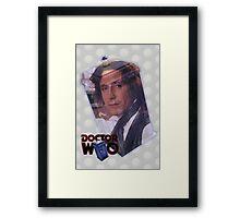 Paul McGann Poster Framed Print