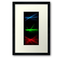 ©NLE Revolution Framed Print