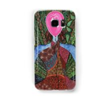 maditation, yoga  Samsung Galaxy Case/Skin