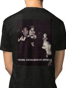 Terminal Acid Kaleidoscope Experience Tri-blend T-Shirt