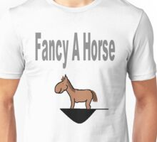 Fancy horse Unisex T-Shirt