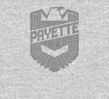 Custom Dredd Badge Shirt - (Payette) Unisex T-Shirt