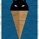 Black Vanilla Bat by Adam Grey