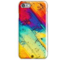 Thin Section X iPhone Case/Skin