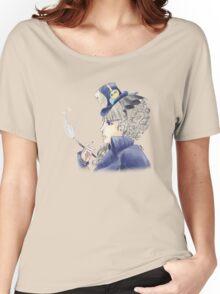 Blue Smoke Women's Relaxed Fit T-Shirt