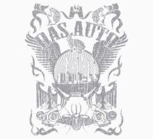 Machina Attire - Volkswagen Art (Grey) by twainf