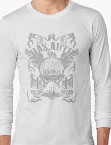 Machina Attire - Volkswagen Art (Grey) Long Sleeve T-Shirt