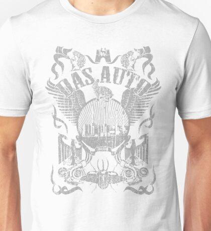 Machina Attire - Volkswagen Art (Grey) Unisex T-Shirt