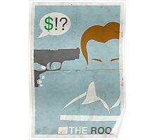 The Room - Where's My Money Denny? Poster