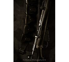 This is my Rifle, there are many like it.... Photographic Print