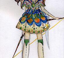 Chiharu Hikari by sissyhime