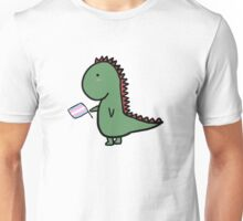 Panasauras rex Unisex T-Shirt