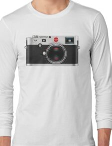Leica M (Typ 240) - Horizontal Long Sleeve T-Shirt
