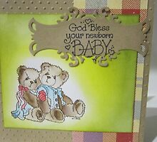 Gift card for baby by Giftcards