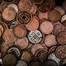 Coins by Trevor Middleton