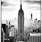 New York Empire State Building by dunxs