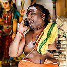 Ganesh calling by Trevor Middleton