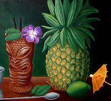 Forbidden Island by Tiki King