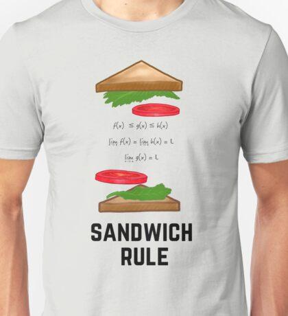 Sandwich Rule Unisex T-Shirt