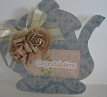 Gift card for bridal showers & Kitchen teas by Giftcards