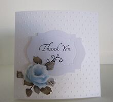 Gift card for saying Thank you on any Occassion by Giftcards