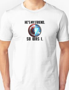 Civil War Quote 2 T-Shirt