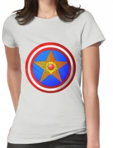 Starmerica  Womens Fitted T-Shirt