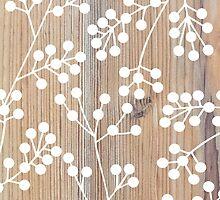 Wooden engraved pattern by dairinne