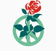 Labour Rose Peace Unisex T-Shirt
