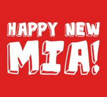 Happy New Mia! by iloveisaan