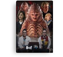 Doctor Who - The Zygon Invasion Canvas Print