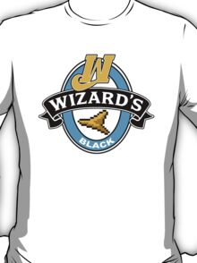 Wizard's Black T-Shirt